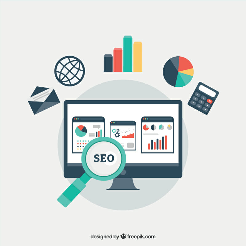 SEO - Digital marketing